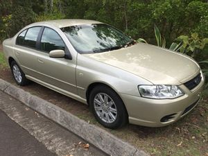 Ford Falcon BF 2008, Auto. Factory LPG. Lovely car 276,000km RWC $3900.   Phone 0413 522 051