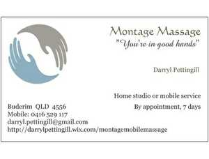 Mobile Massage 7 days