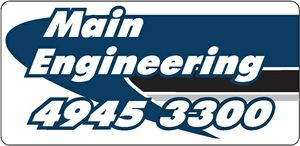 Main Engineering  Seeks first year Fitter & Turner Apprentice  Minimum Year 12 completion – would suit current school leaver.  Resumes to be submitted by Friday 27th November 5pm by post or email