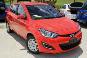 2013 Hyundai i20!  This i20 was Privately owned and is NOT an ex-Rental car!  28,700klms and the balance of the Hyundai 5 Year Warranty until November 2018!  A great value 4cyl manual!  We are a family owned Award winning Multi-franchise Dealership which has been servicing the Sunshine Coast for ...