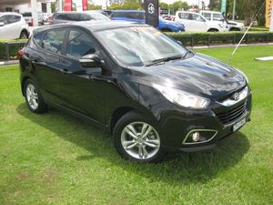 2013 Hyundai ix35 LM Series II SE (AWD) Black 6 Speed Automatic Wagon