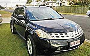 SUV 4x4, auto, A/C, p/str, all extras, 05/16 rego, RWC,   $10,000 ONO.   Ph: 0405 310 070