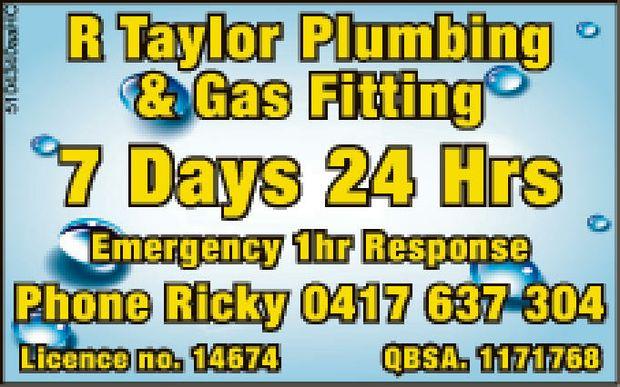 7Days 24Hrs Emergency 1hr Response Phone Ricky 0417 637 304