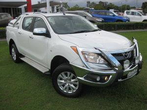 2012 Mazda BT-50 GT (4x4) 6 Speed Automatic Dual Cab Utility