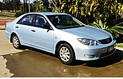 Auto  114,400 klms  Reg'd to Feb 16.  Good condition  Full service history  $7000   0437 338 044