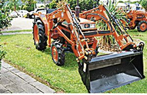 Kubota L1-22DT26HP 