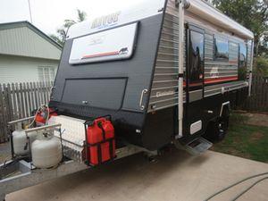 2013 River Eliminator 17'6 Off Road caravan
