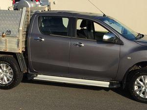 4X4 Mazda BT50 Dual Cab Auto 2012