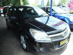 2007 Holden Astra AH MY07 CDTI 6 Speed Manual Hatchback