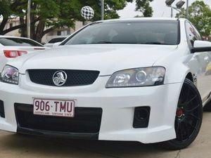 2008 Holden Commodore VE Omega White 6 Speed Automatic Sedan