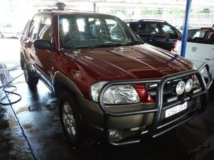 2002 Mazda Tribute Classic 4 Speed Automatic 4x4 Wagon