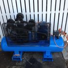Scorpion 7.5hp air compressor, 3 phase like new. 270 litre tank 150 psi . 704L / min.  Includes regulator and hoses. Recently been stripped out of a wood working workshop. Serviced regularly