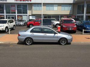 2005 Mitsubishi Lancer CH ES Silver 5 Speed Manual Sedan