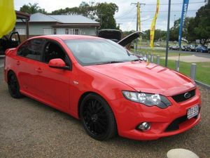 2008 Ford Falcon FG XR8 6 Speed Manual Sedan