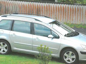 2003 Peugeot 307 XSE