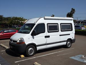 2008 RENAULT     2012 fit out  2.5 TD  auto  145,000kms  cruise  full solar  cabin air  TV etc  registered   $48,000   Ph 0417 754 955