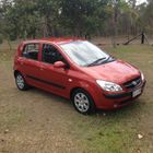 2009 Hyundai Getz 5 door 58,000km only one lady owner, registered, RWC, excell cond $7000. Phone mobile 0459753640