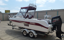 2100 walkaround 6.25mtrs