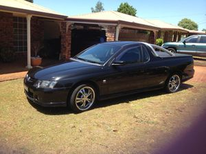 03 VY-SS Commodore ute