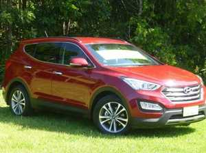 2015 Hyundai Santa Fe DM2 MY15 Elite Red 6 Speed Sports Automatic Wagon