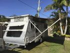 2003 Cormal Seka 505 17ft Off Road Pop Top for sale. Included: 3 way fridge,  microwave, new awning, independent suspension, electric brakes and Hayman Reese Towbar.