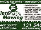 Jim's Mowing