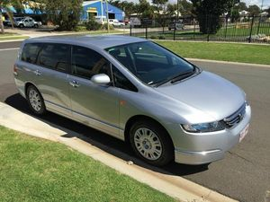 2006 Honda Odyssey 20 Silver 5 Speed Sequential Auto Wagon