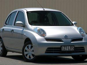 2008 Nissan Micra K12 Platinum 4 Speed Automatic Hatchback