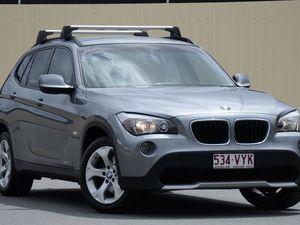 2010 BMW X1 E84 xDrive20d Steptronic Grey 6 Speed Sports Automatic Wagon