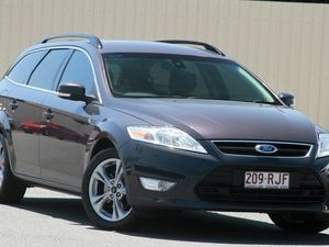2010 Ford Mondeo MC Zetec Grey 6 Speed Sports Automatic Wagon