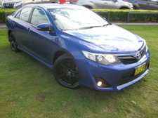 2014 TOYOTA CAMRY 2.5LT 6 SPEED AUTOMATIC SPECIAL EDITION RZ SEDAN We are a leading Multi Franchise Dealership. With a fantastic range of New and Pre-Owned cars, you can buy with confidence knowing that all our vehicles go through a strict workshop inspection to meet the highest standards.  We ...
