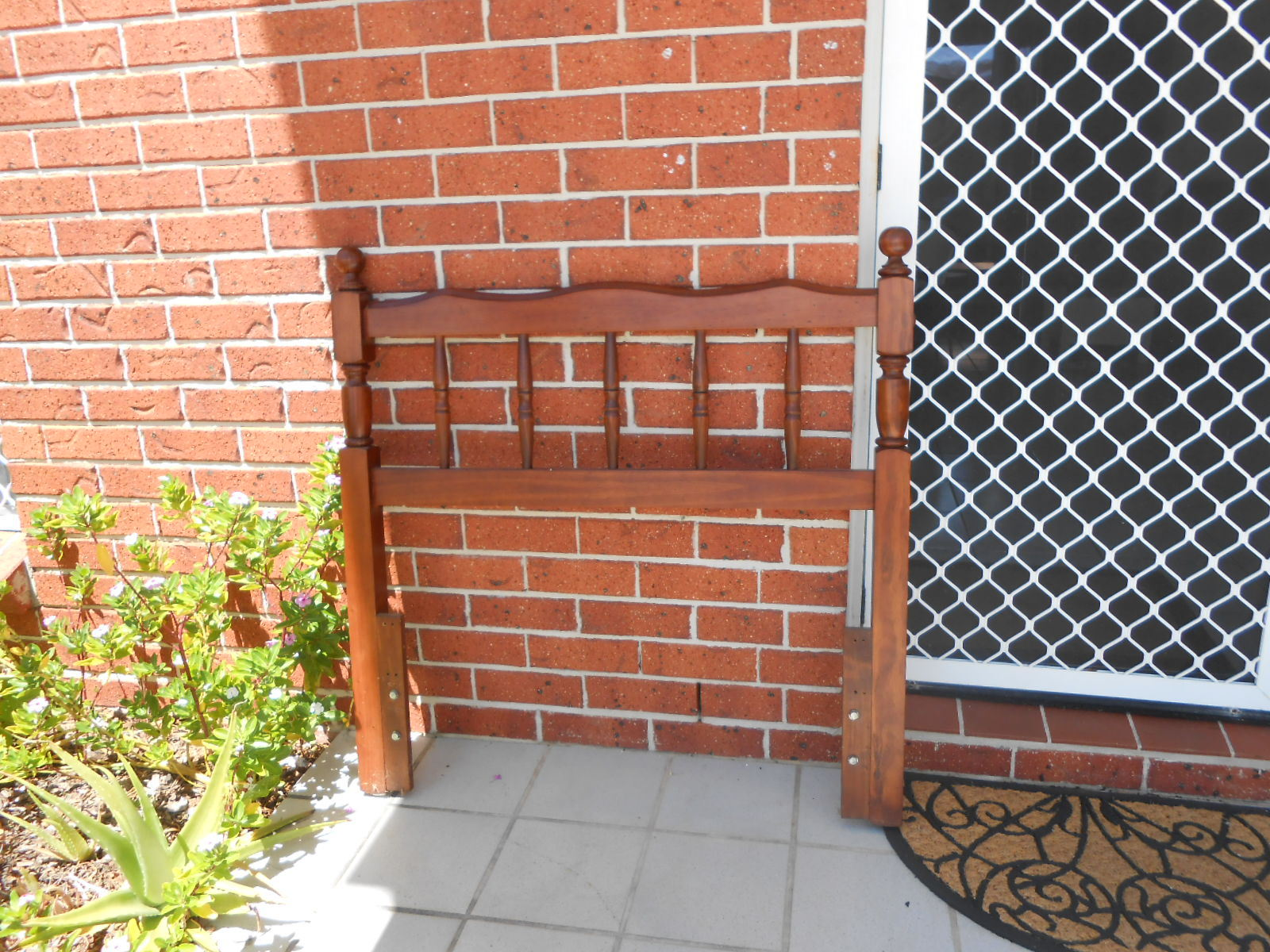 Wood. Made in Australia. Exc Cond.