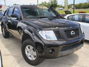 2012 Nissan Navara D40 S6 MY12 ST Black 6 Speed Manual Utility