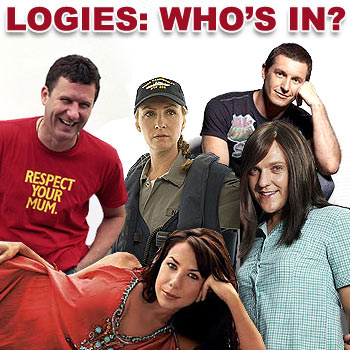 The nominations are in for the 50th Logie awards. Who's in it and who will win it?