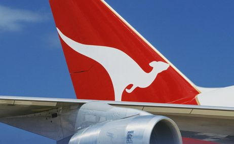 QANTAS planes are finally back in the air.
