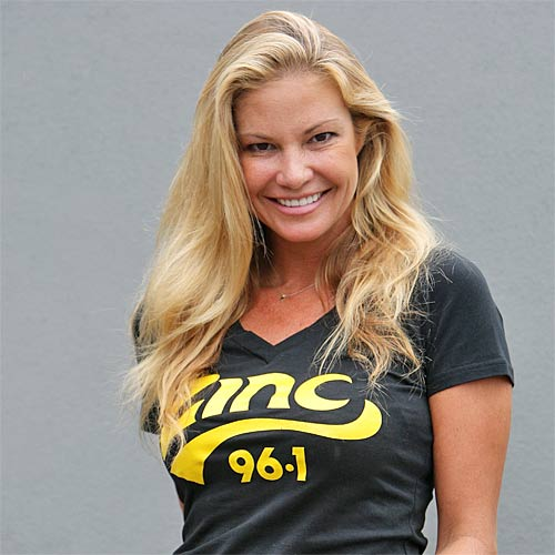 Mimi Macpherson will be joining the crew at zinc 96.1 Photo:Jason Dougherty/180998