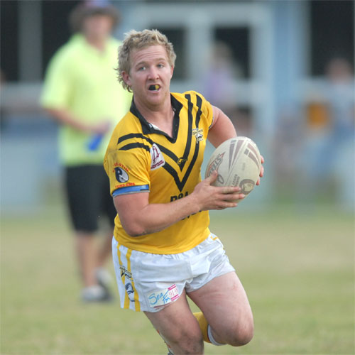 Caloundra Sharks hooker Damien Gripske admits his self-belief has been down of late he says he can feel it returning after earning representative honours with the Wide Bay Bulls.