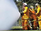 QUEENSLAND Fire and Emergency Services (QFES) crews are on scene at a grass fire burning near Gayndah Hivesville Rd and Abbeywood Gayndah Rd, Abbeywood.