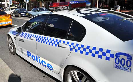 Ballina police stop another high speed fugative