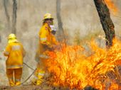 WITH warmer weather upon us, conditions are becoming more conducive to a long and dangerous bushfire season in our part of Queensland.