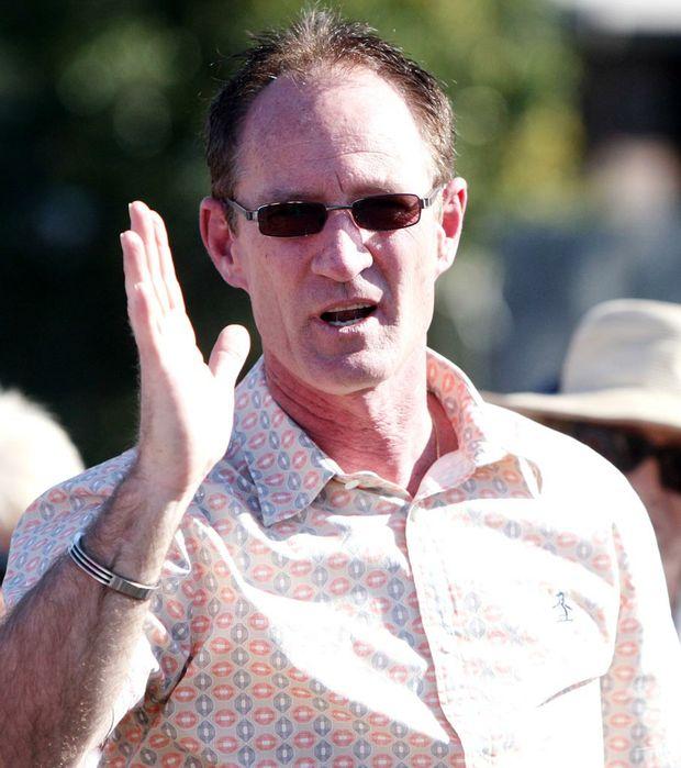 Coast MP Steve Dickson.