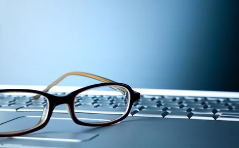 Glasses are the ultimate fashion accessory.