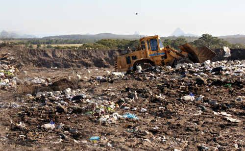 Gracemere Landfill edging close to end of its life/fill plan