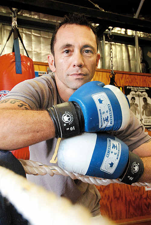 Hervey Bay's Craig Glover loved his role of being the assistant coach and manager of Australian Muay Thai team during the world championships.