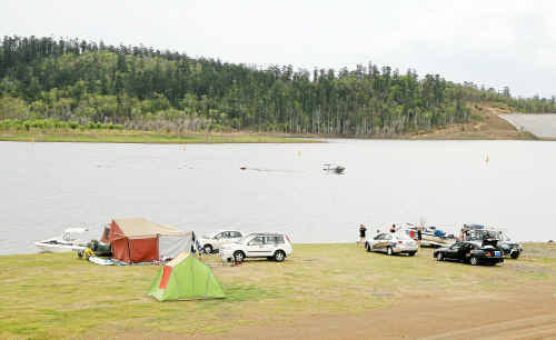 Locals have expressed outrage over plans to pipe water from Paradise Dam south to alleviate shortfalls.