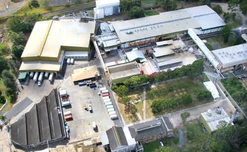 Teys Australia Meatworks in Rockhampton