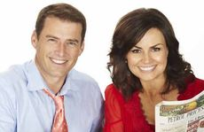 Today hosts Karl Stefanovic and Lisa Wilkinson.