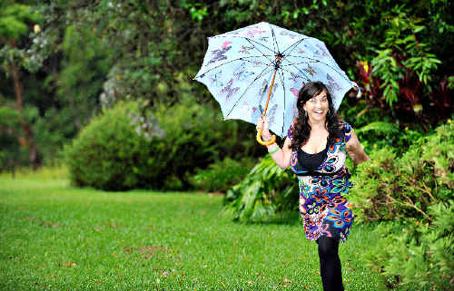 Designer Alison Page has plans to create an umbrella organisation for Coffs Coast Aboriginal artists and craftspeople.