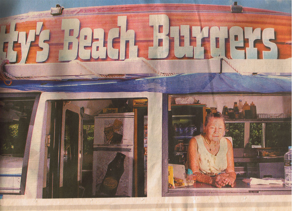 Bettys  Burgers Still An Icon Sunshine Coast Daily