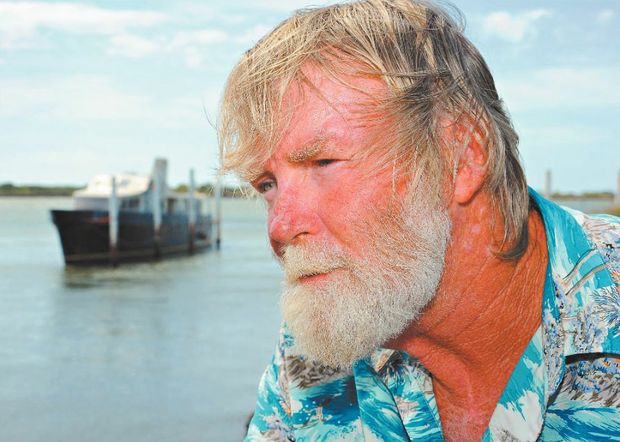 Former navy seaman (Barnacle) Bill Sizmur is fighting to save the ex attack class vessel HMAS Aware.